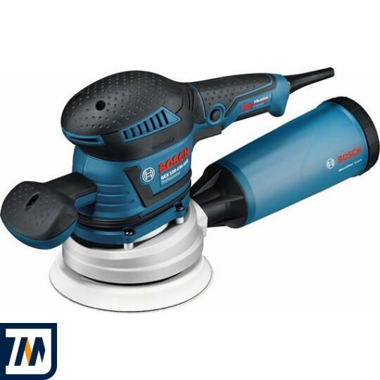 Ексцентрикова шліфмашина Bosch GEX 125-150 AVE L-BOXX - фото 2