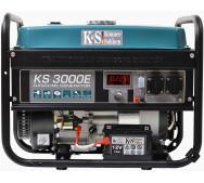 Бензиновий генератор Konner&Sohnen KS 3000E- фото