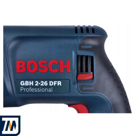 Перфоратор Bosch GBH 2-26 DFR - фото 9