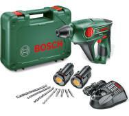Аккумуляторный перфоратор Bosch Uneo 12 В (2 аккум)- фото