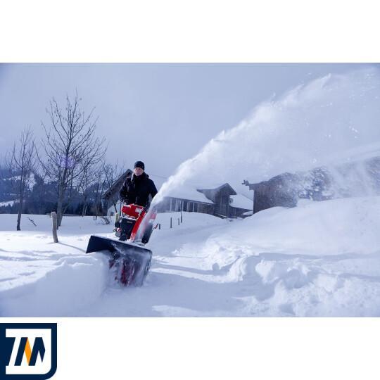 Снігоприбирач бензиновий AL-KO SnowLine 700 E - фото 7
