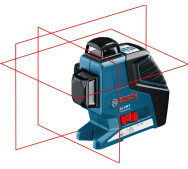 Лазерний нівелір Bosch GLL 3-80 P + BS 150 + LP12-UM- фото