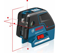 Комбінований лазерний рівень Bosch GCL 25- фото