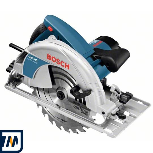 Дискова пила Bosch GKS 85 - фото 1