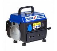 Бензиновый генератор DEDRA DEGB0720- фото