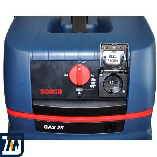 Пилосос Bosch GAS 25 L SFC - фото 4