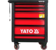 Шафа сервісна Yato  для інструментів на 6 шухляд (YT-0902)- фото