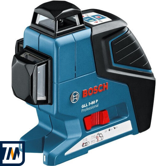 Лазерний нівелір Bosch GLL 3-80 P - фото 1