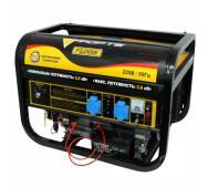 Бензиновый генератор Forte FG3500E- фото