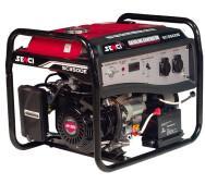 Бензиновий генератор Senci SC3500-Е- фото