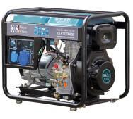 Дизельний генератор Konner & Sohnen KS 6100 HDE- фото