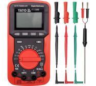 Универсальный цифровой измеритель Yato YT-73086- фото