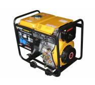 Дизельний генератор Forte FGD6500E- фото