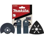 Набір для багатофункціонального інструменту Makita (B-30639)- фото