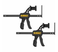 Быстрозажимные струбцины Dewalt DWS5026 (2 шт)- фото