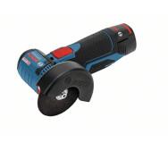 Аккумуляторная угловая шлифмашина Bosch GWS 10.8-76 V-ЕС (каркас)- фото