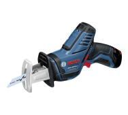 Шабельна пила Bosch GSA 10,8 V-LI L-BOXX- фото