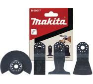 Набір для багатофункціонального інструменту Makita (B-30617)- фото