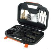 Універсальний набір інструментів Black & Decker A7187- фото
