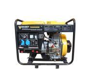Дизельний генератор Forte FGD6500EW- фото
