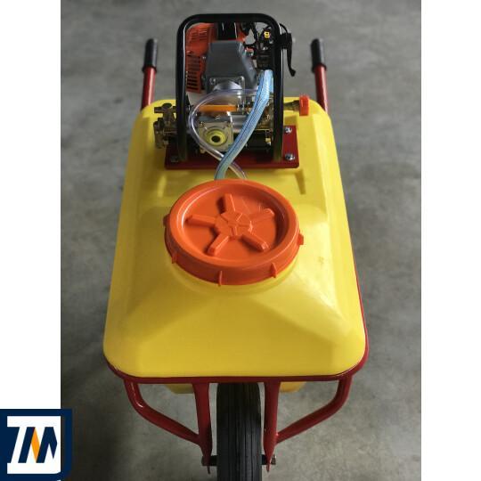 Мотооприскувач бензиновий Agrimotor TPB 256 - фото 5
