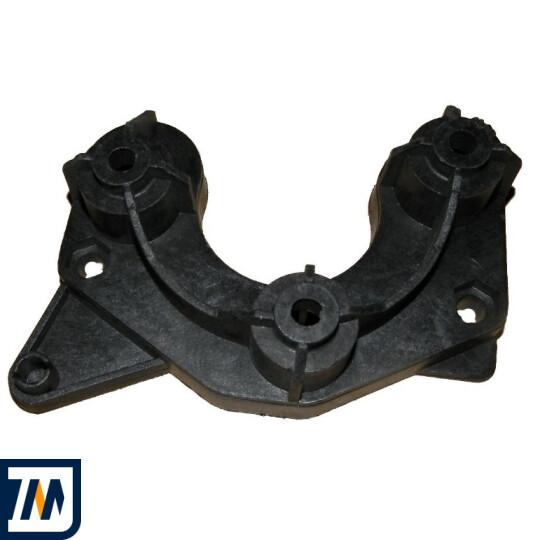 Крепеж двигателя нового образца к бетономешалке Agrimotor 130, 155, 190 л - фото 1