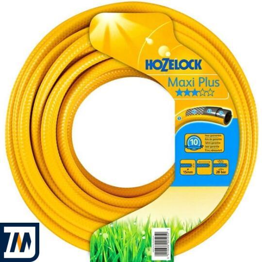 Шланг для полива 25м Hozelock Maxi Plus 19 mm (152130) - фото 1