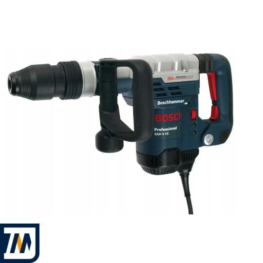 Відбійний молоток Bosch GSH 5 CE - фото 10