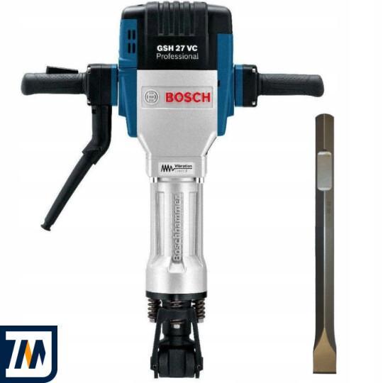 Відбійний молоток Bosch GSH 27 VC - фото 1