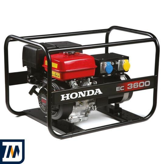 Бензиновий генератор Honda EC3600 - фото 1