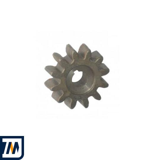 Шестерня 12 зубов к бетономешалке Agrimotor 190 л - фото 1