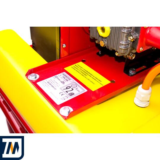 Обприскувач електричний Agrimotor TPE 355 - фото 5