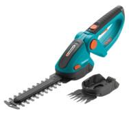 Аккумуляторные ножницы для газонов и кустарников Gardena Comfort Cut- фото