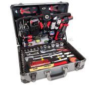 Набір ручних інструментів у валізі Airpress 75255- фото