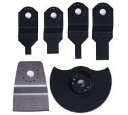 Комплект насадок для мультіінструмент Einhell (4465010)- фото