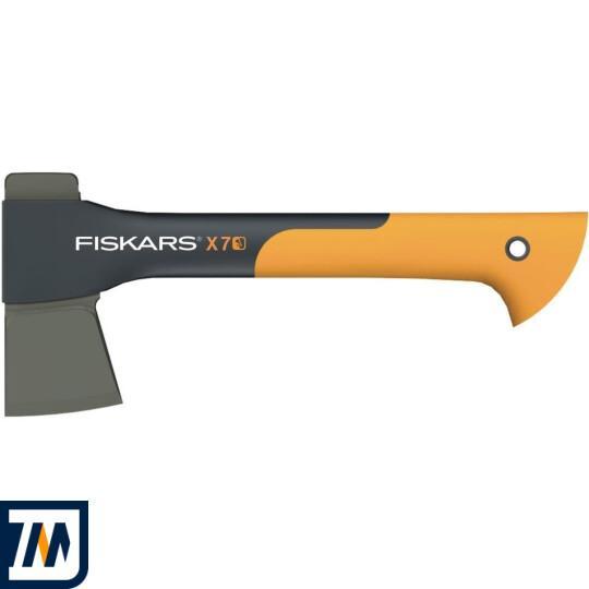 Топор Fiskars X7 туристический (121420) - фото 1