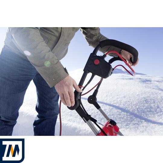 Снігоприбирач електричний AL-KO SnowLine 46E - фото 6