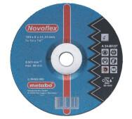 Зачистной круг Metabo Novoflex A 24, 125 мм- фото