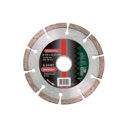 Алмазный круг Metabo 125 мм Promotion