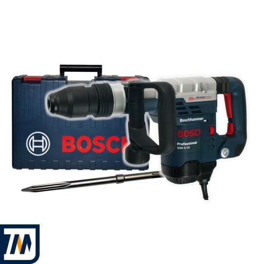 Відбійний молоток Bosch GSH 5 CE - фото 1