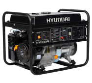 Генератор бензиновий Hyundai HHY 7010F- фото