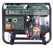 Дизельный генератор Konner&Sohnen KS 9000HDE-1/3- фото