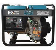 Дизельный генератор Konner&Sohnen KS 8000DE ATSR- фото