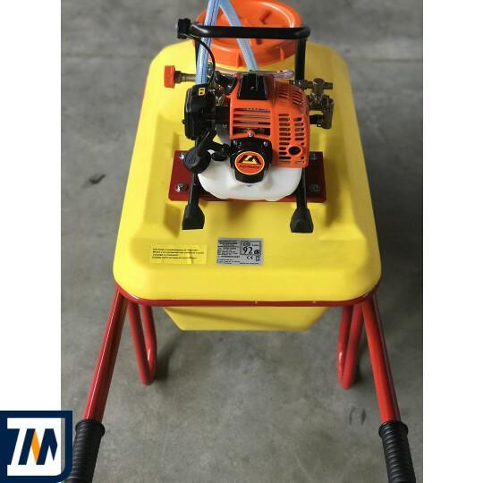 Мотооприскувач бензиновий Agrimotor TPB 256 - фото 8