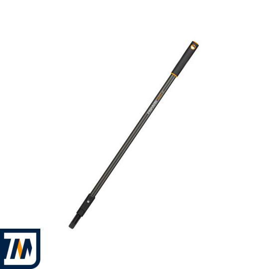 Ручка Fiskars QuikFit™ (136001) черная - фото 1