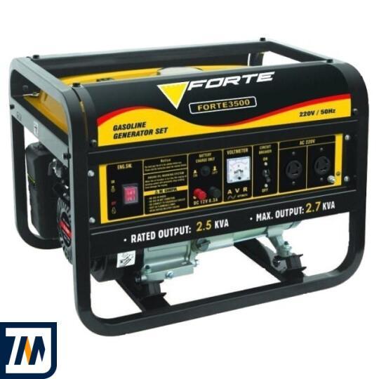 Бензиновий генератор Forte FG3500 - фото 1