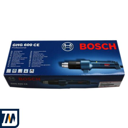 Технічний фен Bosch GHG 600 CE - фото 5