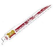 Биметаллическое ножовочное полотно 152 мм Super Express Makita B-46218- фото