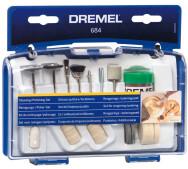 Набір оснащення для чищення DREMEL (684)- фото