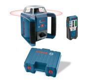 Ротационный лазерный нивелир Bosch GRL 400 H- фото